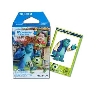 Fujifilm Refill Instax Monster University Polaroid