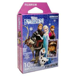 Fujifilm Refill Instax Disney Frozen Polaroid