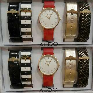 ALDO WATCHES 💯✔Authentic
