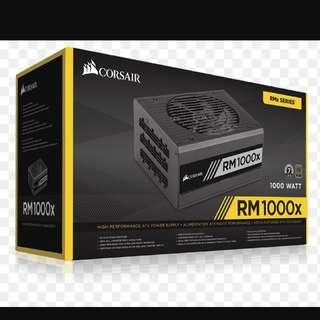 Corsair RM1000X 80+ Gold Power Supply
