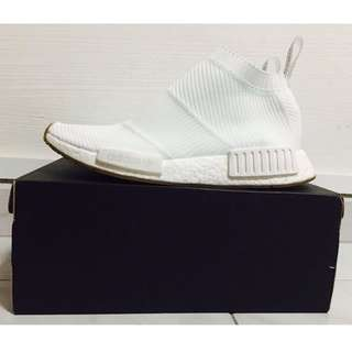 Adidas NMD City Sock White Gum US8.5