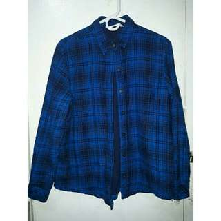 Auth Lee Riders Flannel