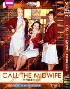 高畫質美劇《BBC Call The Midwife 呼叫助產士 第1-4季 完整版》
