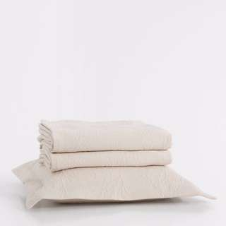 bed spread zara home