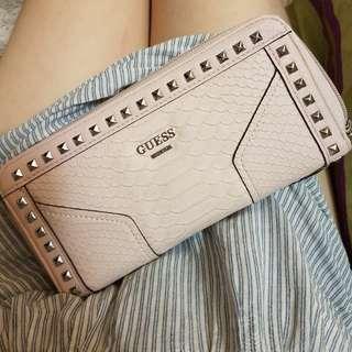 Guess Pale Blush Colour Wallet