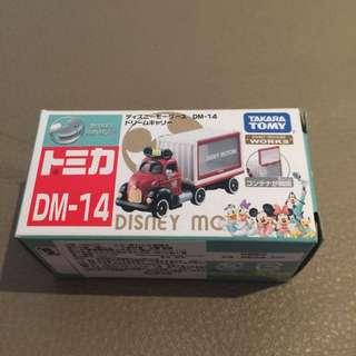 迪士尼貨櫃車