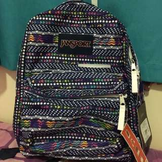 Jansport backpack 💯%authentic
