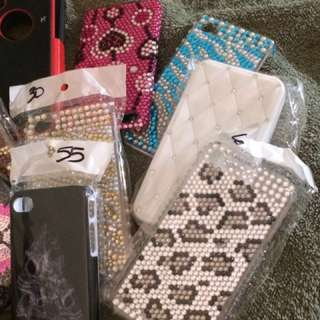 Various iPhone 4-4s cases