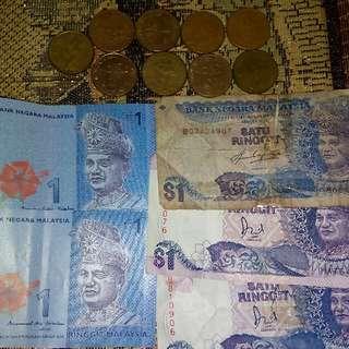 Money , Duit Lama Rare Oversea