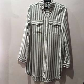 Divided By H&M Oversized Shirt