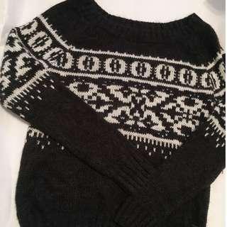 garage knit top