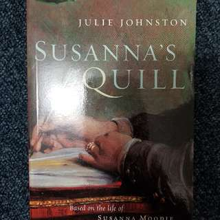 Susanna's Quill - Paperback New