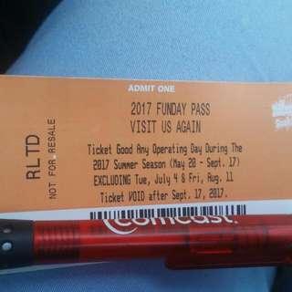 3 Idlewild Tickets