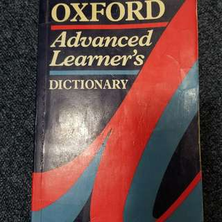 Oxford Advanced Learner' s Dictionary