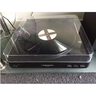 AT-LP60-USB Record player Audio Technica