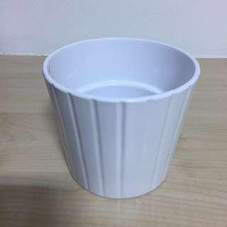 IKEA Plant Pot (white)