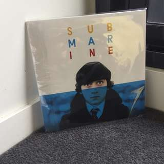 Submarine OST - Alex Turner record