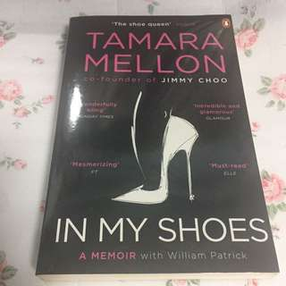 Tamara Mellon in my Shoes (Jimmy Choo)