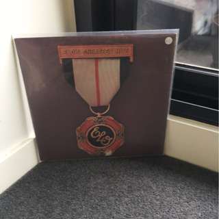 Electric Light Orchestra Greatest Hits Record