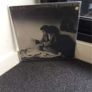 Billy Joel's The Stranger record