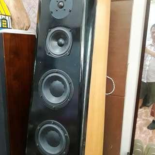 354.kitchen music超再生揚聲器音樂廚房旗艦級喇叭特價5萬元
