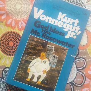 KURT VONNEGUT - Godbless You, Mr. Rosewater