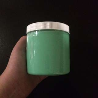 Butter slime (LIME!)