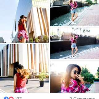Photographer for hire!                                                    If you know someone who's looking for photographer/event photographer na mababang price, just pm me
