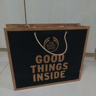 Paperbag Body Shop (Big & Small)
