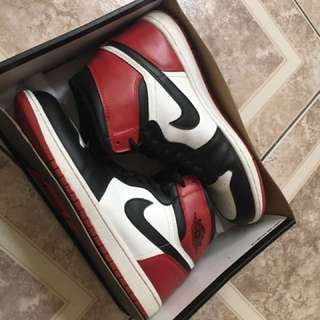 Nike Jordan og