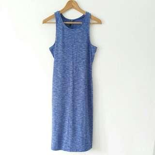 Cotton On Midi Dress L size