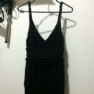 Guess Black Party Dress