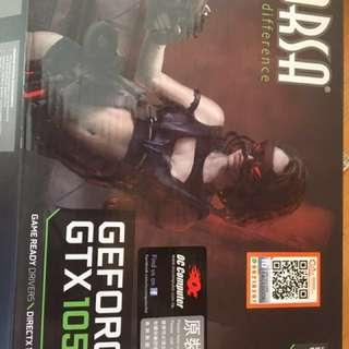 GTX1050 Ti 4GB