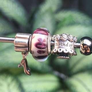 Pandora authentic charms