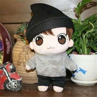 PRE-ORDER BTS JungKook 22cm Doll