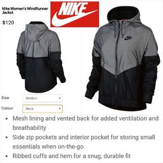 Nike Jacket Women's M