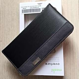 Moshi iPhone 6 6s Plus 正版 掀蓋式皮套 翻頁皮套 黑色