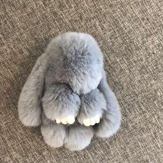 Doll fluffy rabbit