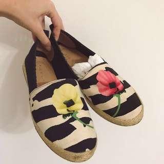 條紋海軍風便鞋