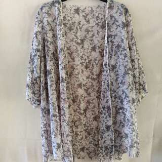 Floral Kimono 1