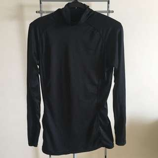 Fitness long sleave shirts
