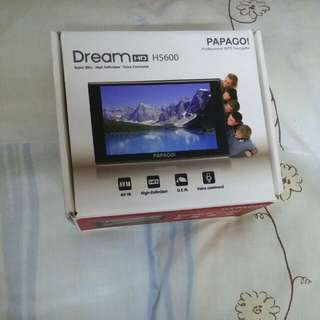 *DISCOUNTED*Papago Dream H5600 GPS