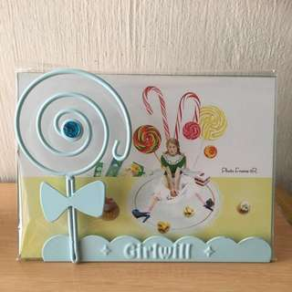 Photo Frame (with Box)