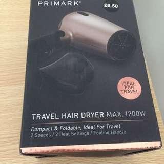 Primark Travel Hair Dryer