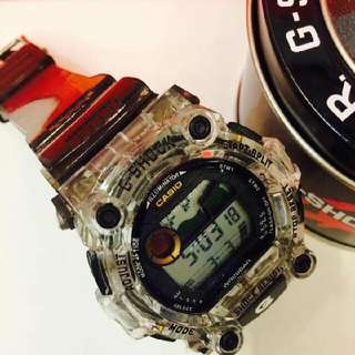GSHOCK WATCH/ CAN