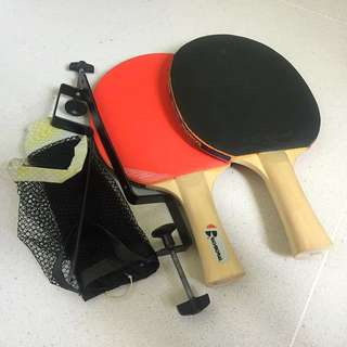 Ping Pong Set w net & stand