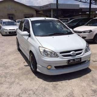 2008 Hyundai Getz 1.4 (M)