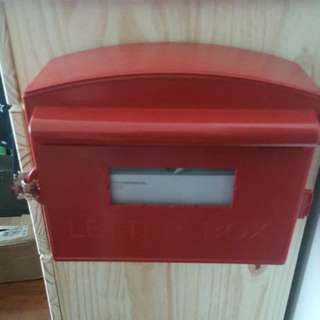 Letterbox/Mailbox/Postbox