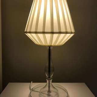 2 x Freedom Bedside Lamps