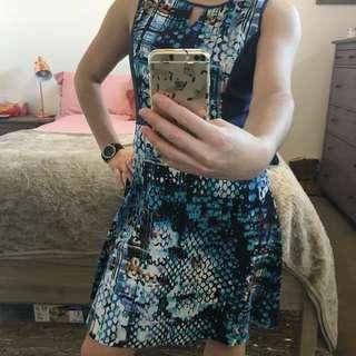 Size 12 Summer Dress- Marc Mew York